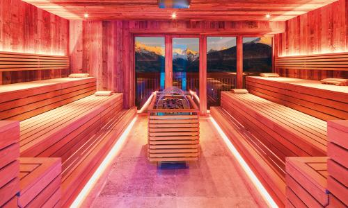 devine - Alpine Resort Goies - Eventsauna