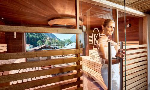 devine - Hotel Karwendel - Bio Sauna
