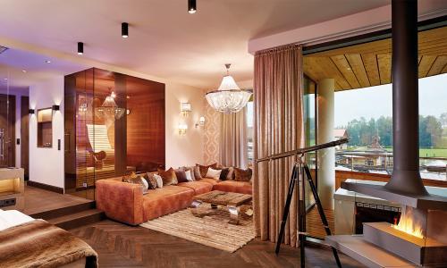 devine - Hotel König Ludwig - Sauna Suite