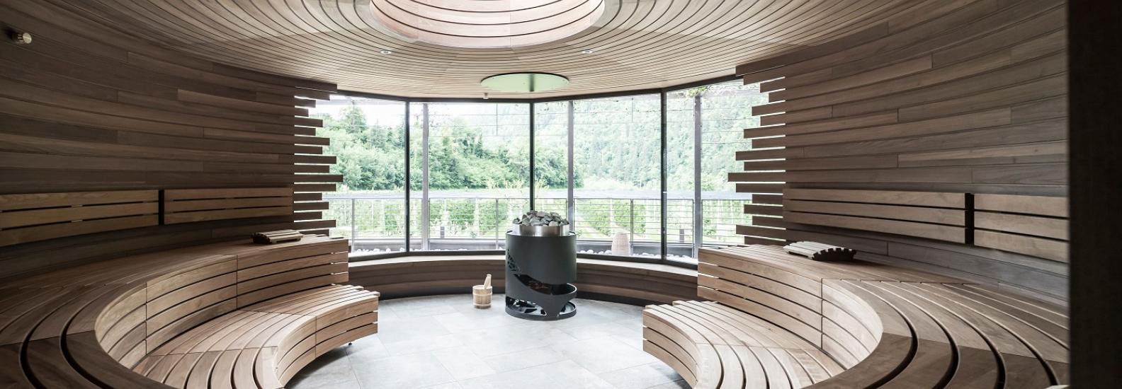 devine - sauna - apfelhotel torgglerhof - saltaus - ©alex filz